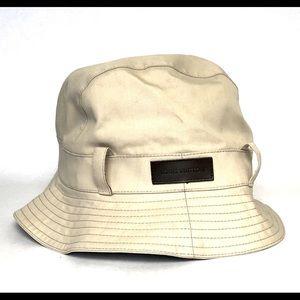 Louis Vuitton Cream Bucket Hat Size S